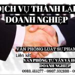 Dịch vụ thành lập Doanh nghiệp tại Đà Lạt